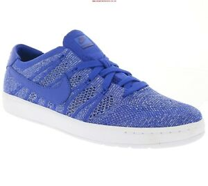 New-Men-039-s-Nike-Tennis-Classic-Ultra-Flyknit-Athletic-Shoes-Sneakers-Sz-10-blue