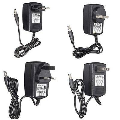 DC 24V 1A AC Adapter Power Supply for LED Strip Light CCTV Camera 2.1mm x 5.5mm