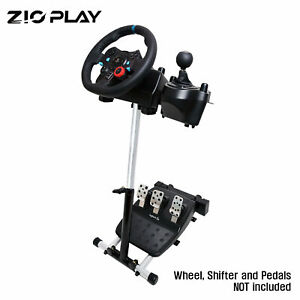 c99ea3fba6f Image is loading Racing-Simulator-Gaming-Steering-Wheel-Stand-4-Logitech-