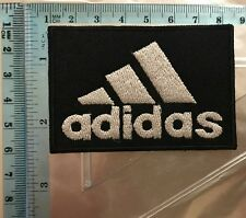 ADIDAS LOGO EMBROIDED IRON ON PATCH - BADGE n-194