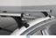 Dachträger Alu AMOS geschlossener Dachreling Für Suzuki S-Cross SUV 14