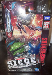 Transformers Siege: War For Cybertron- Pteraxadon- (Battle Master)(New)- 2.75in
