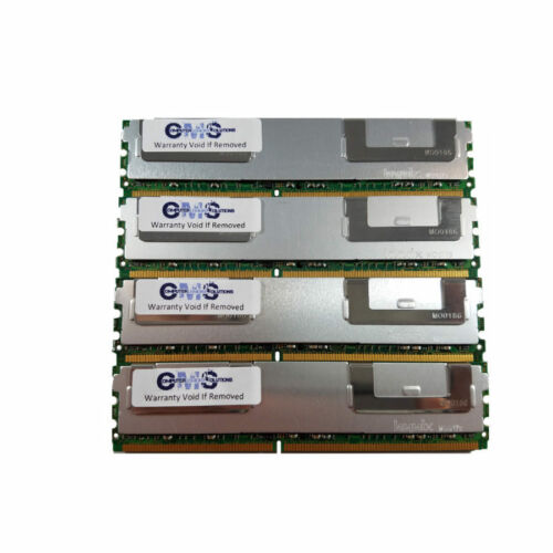 32GB RAM Memory Compatible with Dell PowerEdge 2950 DDR2  C86 4x8GB