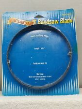 Band Saw Replacement Blade 24 Tpi For Cutting Metal Amp Other 64 12