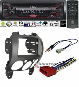 Sony Car Radio Stereo CD Player Dash Install Mounting Kit Harness Antenna