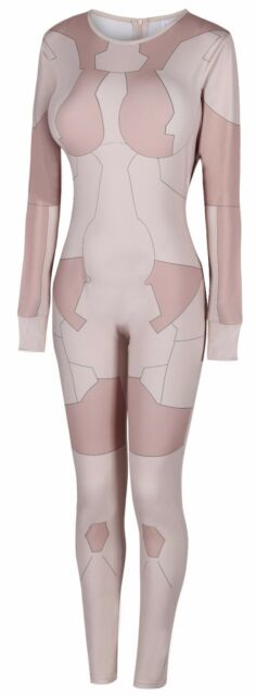Ghost in the Shell Major Cosplay Costume SCARLETT JOHANSSON Déguisement Film