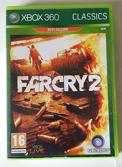 Far Cry 2 - Xbox 360 - PAL
