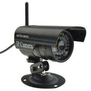 720P HD WiFi Outdoor Wireless IP Network CCTV Camera Security IR Night Vision