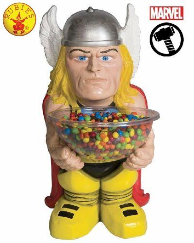 AC385 Thor Marvel Hero Superhero Candy Bowl Holder Decoration Christmas Gift