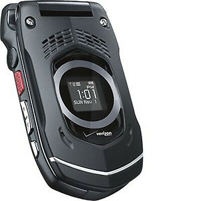 Casio C731 G'zOne Rock Verizon Cellular Phone Rugged