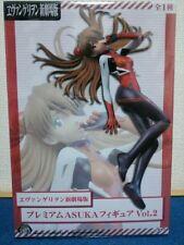 NEW SEGA Evangelion 3.0 Q Premium Figure Vol.2 ASUKA LANGLEY Japan anime NERV