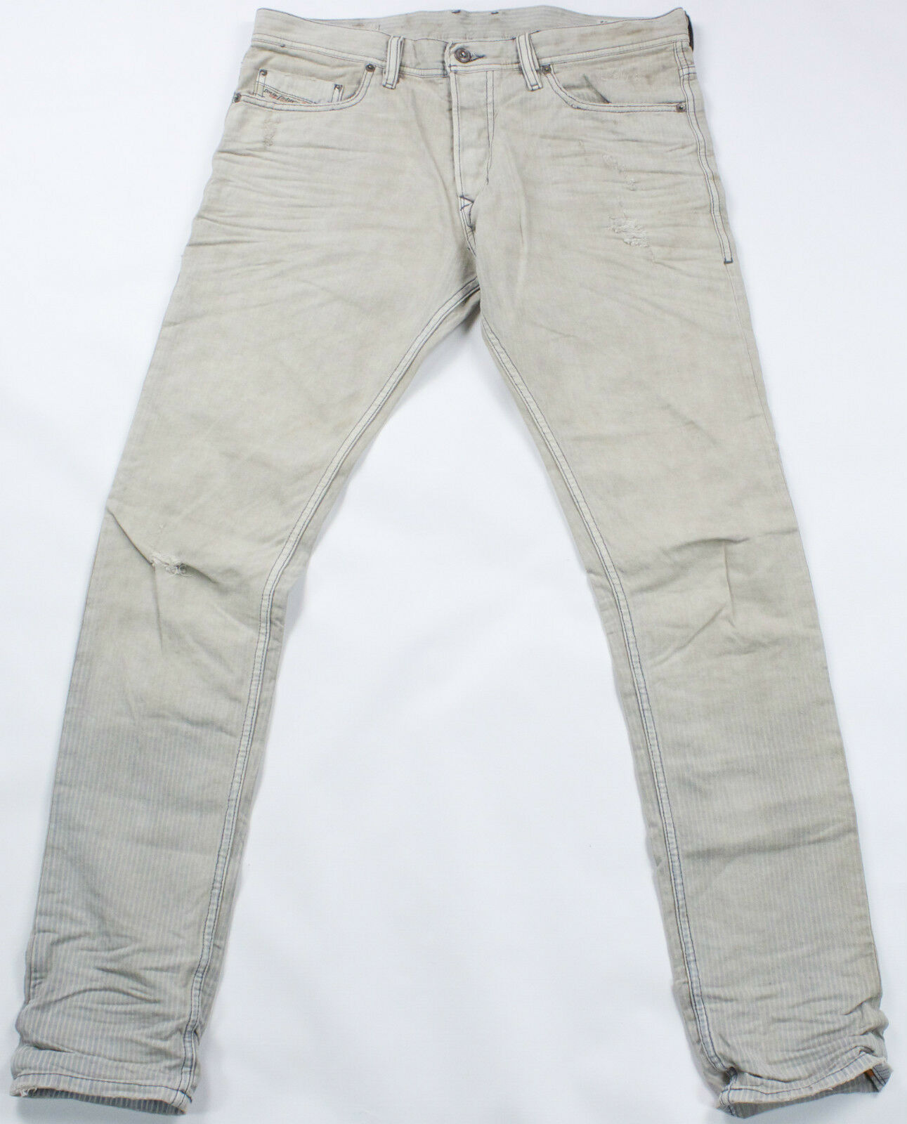 BRAND NEW DIESEL TEPPHAR 008PK JEANS 32X32 100% AUTHENTIC SLIM FIT TAPERED