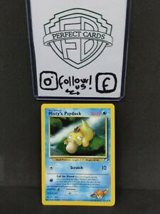 POKÉMON GYM HEROES UNLIMITED MISTY'S PSYDUCK UNCOMMON 54/132 NM