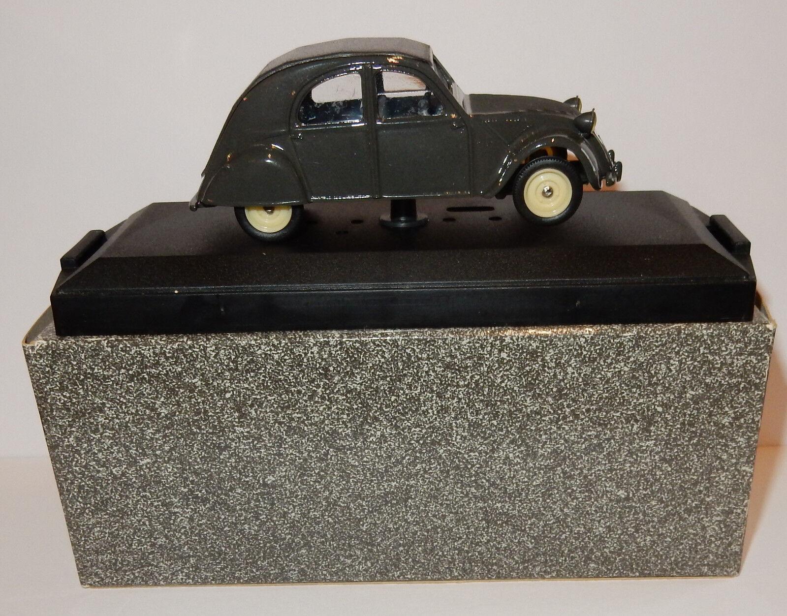 SPEED CITROEN 2CV CLOSED GREY DARK 1953 1953 1953 1 43 REF 520.2 IN BOX b08f9f