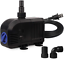 thumbnail 1 - Ultra Quiet Adjustable Outdoor Fountain Pump With 5ft Power Cord For Aquarium