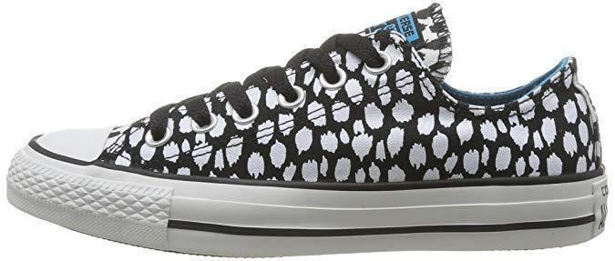 Chuck Taylor All Star Converse Ct OX Black White Unisex sneakers 540338F