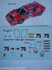 DECALS-KIT-1-43-FERRARI-365-GT4-BB-LE-MANS-1977