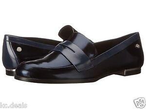 Womens Shoes Calvin Klein Celia Perla Nera Metallic Box