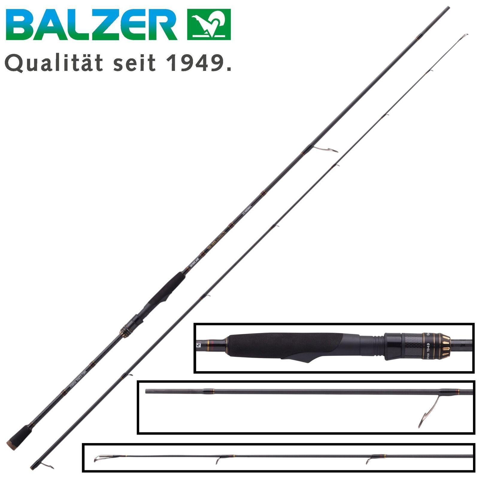 Balzer IM-12 Zander 53 2,42m 21-53g - Spinnrute, Zanderrute, Jigrute, Angelrute