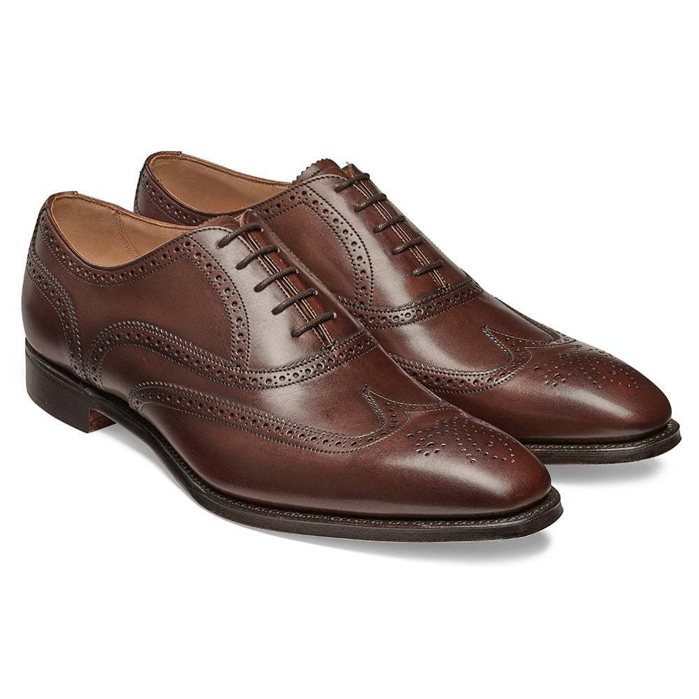 Uomo Brown wingtip brogue formal shoes, Uomo brown brown brown dress shoes Uomo leather shoes 238c05