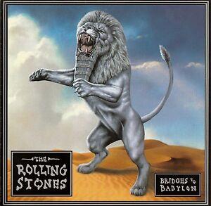THE-ROLLING-STONES-BRIDGES-TO-BABYLON-CD-TOP-ZUSTAND