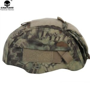 EMERSON-Tactical-Helmet-Cover-for-MICH-ACH-2002-Helmet-Airsoft-Hunting-MR