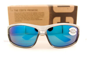fae0b988d92 Image is loading New-Costa-Del-Mar-Fishing-Sunglasses-SALTBREAK-Silver-