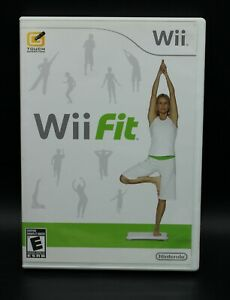 Wii Fit (Wii, 2008) Tested & Works
