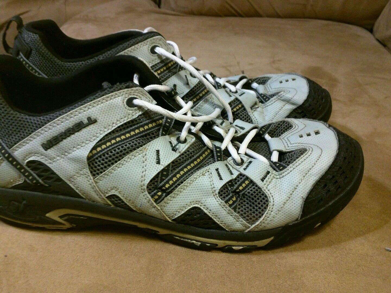 Merrell Merrell Merrell hiking trail work scarpe uomo Dimensione 13 Vibram 7e8deb