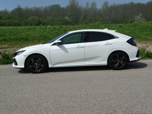 Honda Civic 1,0 VTEC Turbo Elegance CVT - billede 1