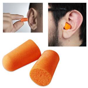 30 x tappi per orecchie 5 coppie anti rumore 35db dormire for Cuffie antirumore per studiare