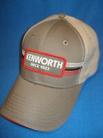 Kenworth Hat: Front Patch Cap Free Shipping In All Of The U.s.a.