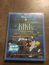 Kiki's Delivery Service [Blu-ray Boxset] New Sealed in Box