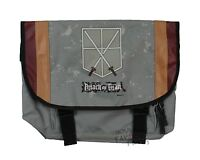 Attack On Titan Cadet Corps Trainees Squad Anime Licensed Messenger Bag on sale