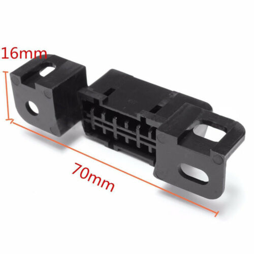 OBD2 II 16 Pin Female Connector Cable Auto Car Adapter Plug J1962 Shell CE Tool