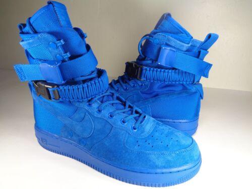 Blue especiales Sz 401 fuerzas Air 9 1 Campo Nike de Suede 864024 Black Royal Force 60wP0Eq