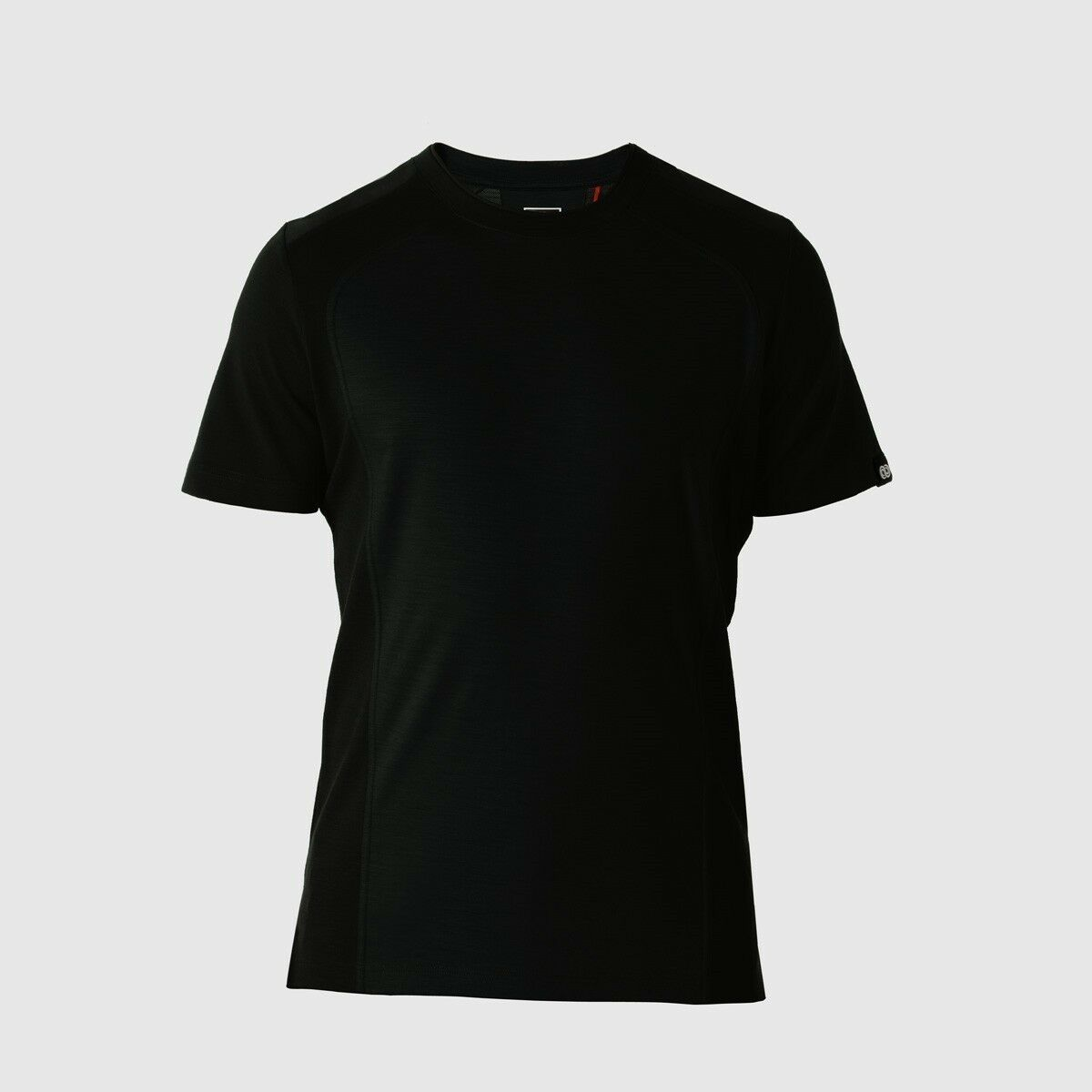 REDA Rewoolution Trip - Mens T-Shirt Short Sleeve 140, night, Merinowolle
