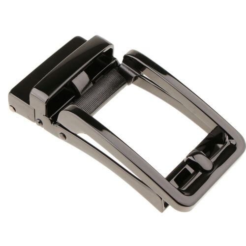 Unisex Fashion Automatic Replacement Metal Buckle for 34-36 mm Belts Gift