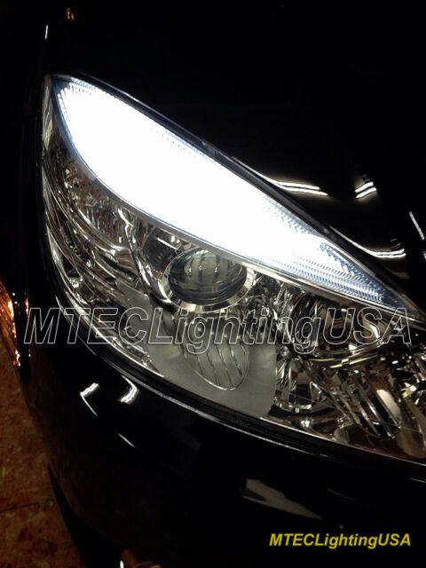 MTEC Super Bright T10 W5W 194 168 COB LED Eyelid Mercedes W204 C300 C350 C63