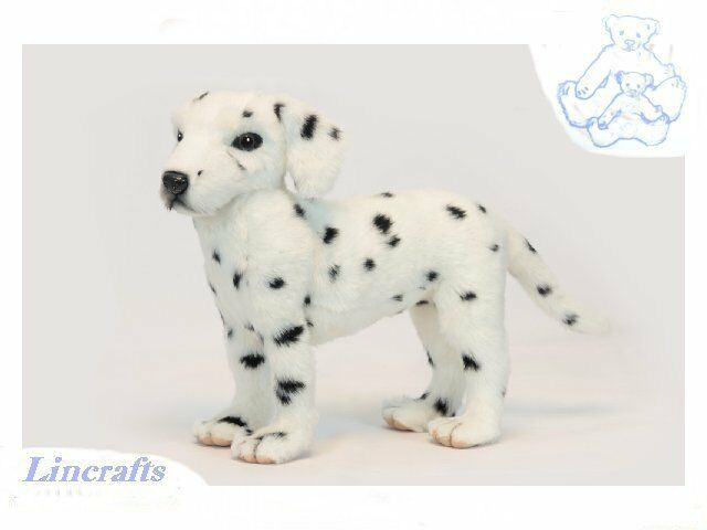 Standing Dalmatian Plush Soft Toy Puppy Dog by Hansa  6725
