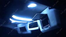 MERCEDES C CLASS W204 INTERIOR ERROR FREE FULL WHITE LED BULBS LIGHT KIT SET
