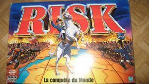 Jeu-de-societe-Risk-La-conquete-du-monde-Habro-Parker-TBE
