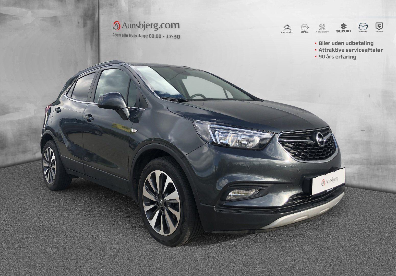 Opel Mokka X 1,6 CDTi 136 Innovation 5d - 209.700 kr.