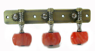 Classical & Flamenco Guitar Machine Head Tuner Peg 403 with various buttons