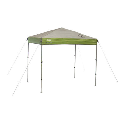 Coleman 7 ft x 5 ft Instant Canopy Shelter