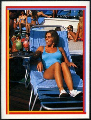 #103 Baywatch Merlin 1993 Sticker C1255