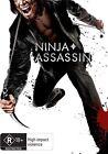 Ninja Assassin (DVD, 2010)