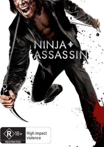 1 of 1 - Ninja Assassin - DVD LIKE NEW REGION 4 FREE POST AUS
