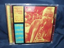 Paquito D'Rivera & The United Nation Orchestra – Live At Manchester Craftsmen's