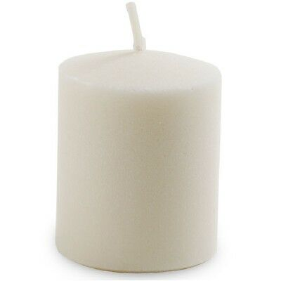 15-Hour Unscented Votive Candles~36 or 72 count~Longer Burn~USA-Made
